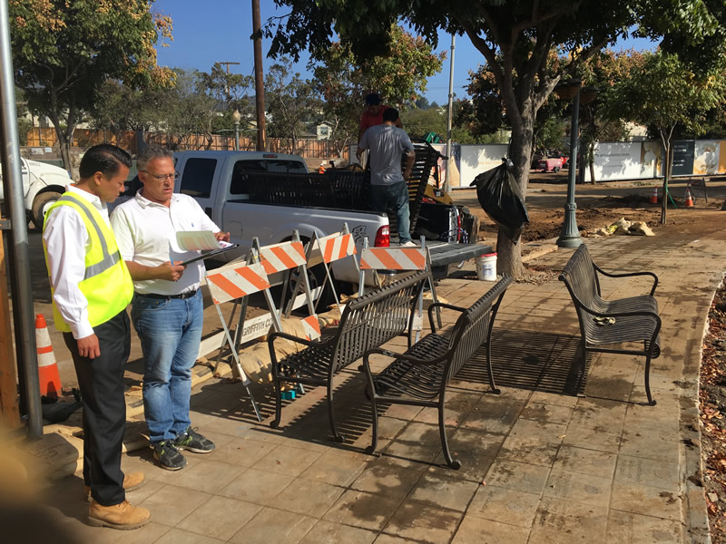 Swarthmore Avenue & Monument Street Donor Relocation Project